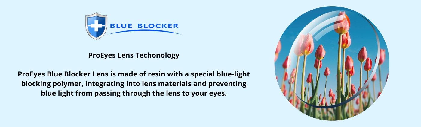 Blue Blocker Technology