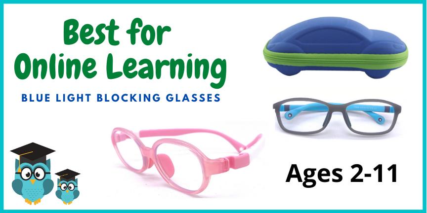 Children's Blue Light Blocking Glasses